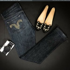 7 For All Mankind | Kate Straight Leg Jeans Sz.26